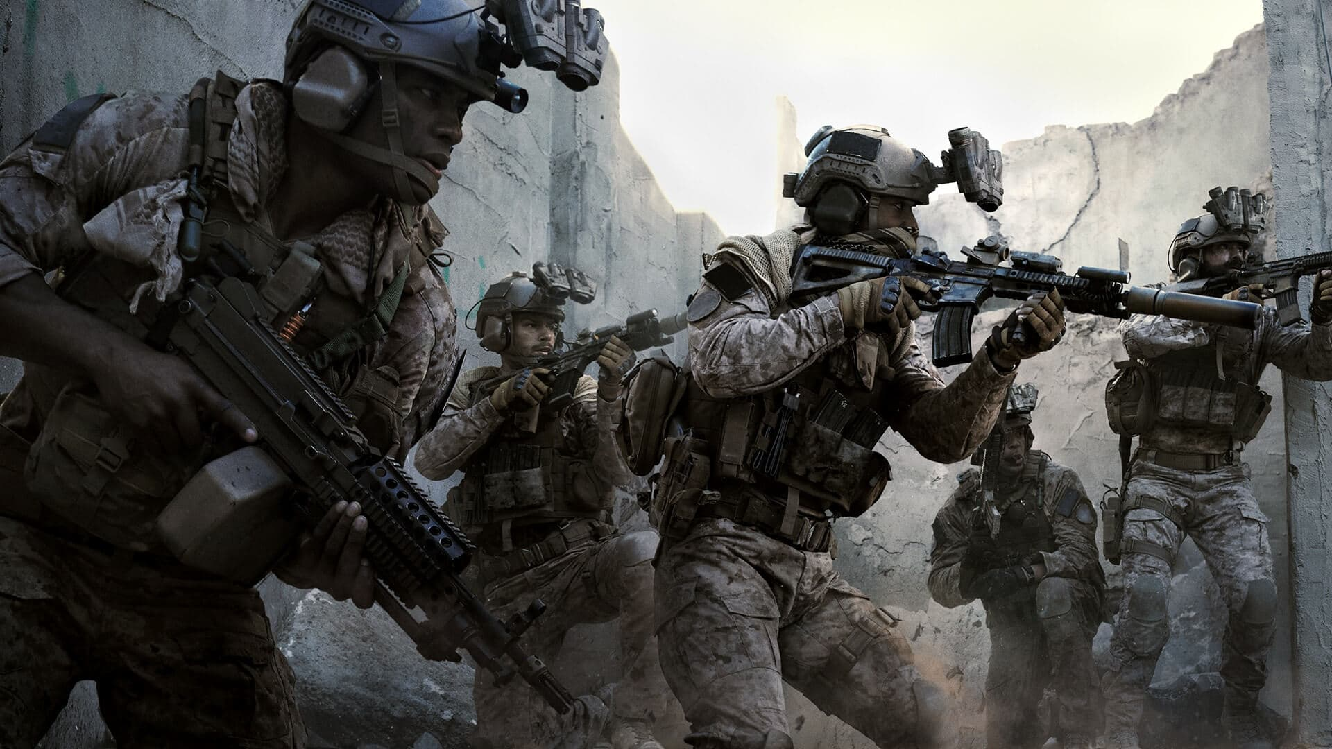 รีวิว Call of Duty Modern Warfare